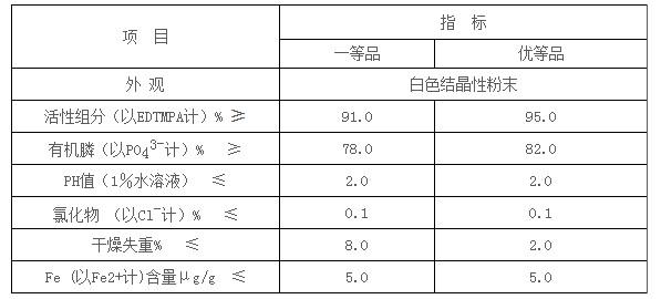 EDTMP,乙二胺四甲叉膦酸,EDTMPA,乙二胺四亞甲基膦酸 EDTMPA,EDTMPS,EDTMP鈉鹽 EDTMP·Na5